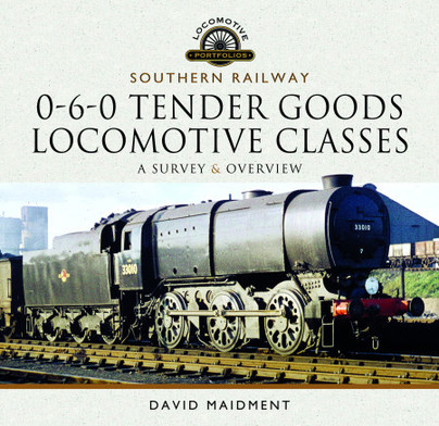 Southern Railway, 0-6-0 Tender Goods Locomotive Classes