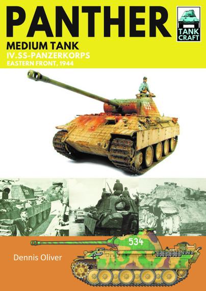 Tank Craft 32: Panther Medium Tank