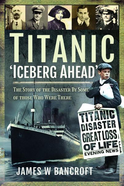 Titanic: 'Iceberg Ahead'