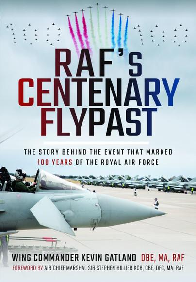 RAF's Centenary Flypast