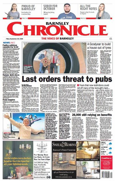 Barnsley Chronicle