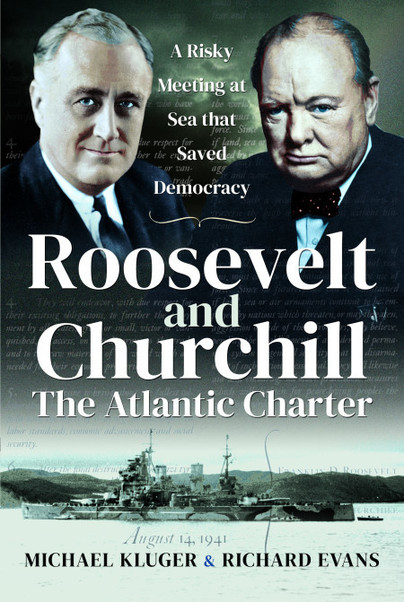 Roosevelt and Churchill The Atlantic Charter