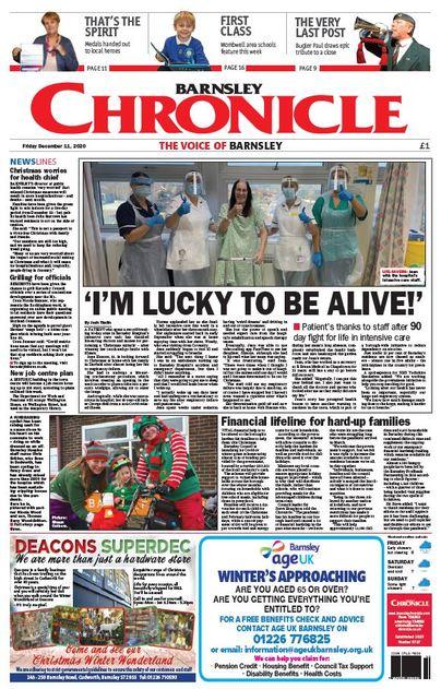 Barsnsley Chronicle