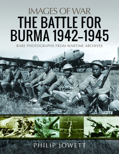 The Battle for Burma, 1942–1945