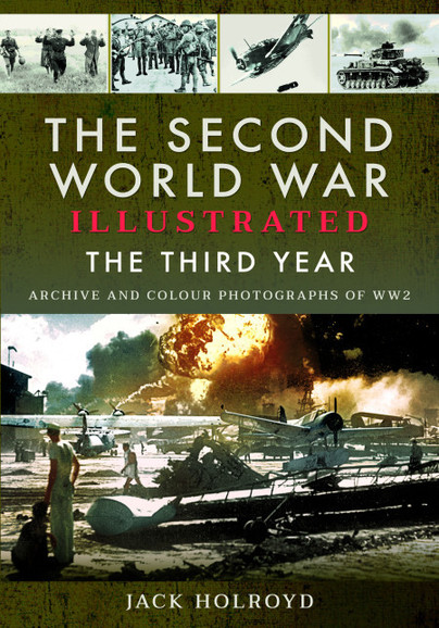 The Second World War Illustrated