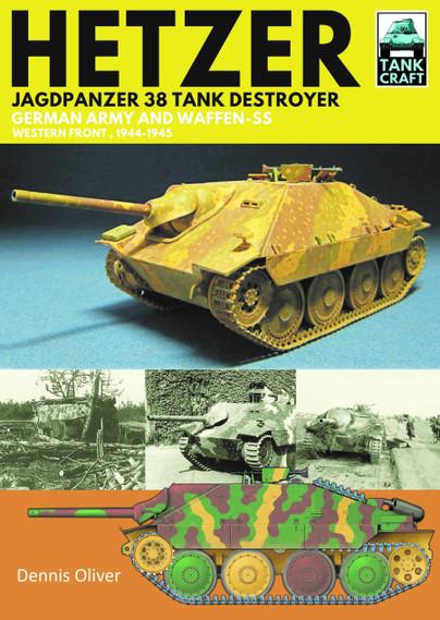 TankCraft 29: Hetzer - Jagdpanzer 38 Tank Destroyer