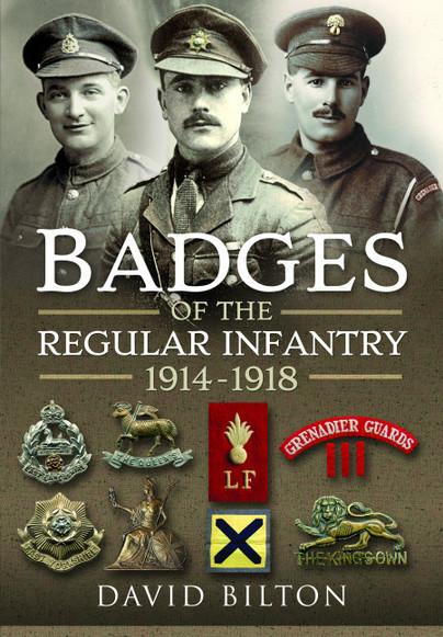 Badges of the Regular Infantry, 1914–1918