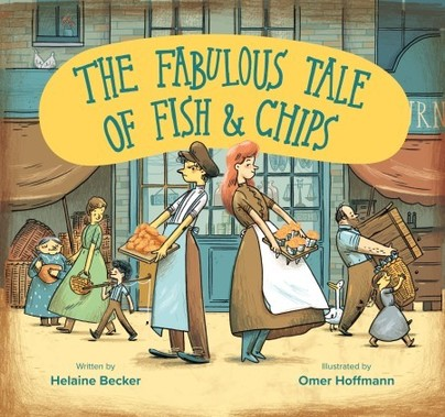The Fabulous Tale of Fish and Chips