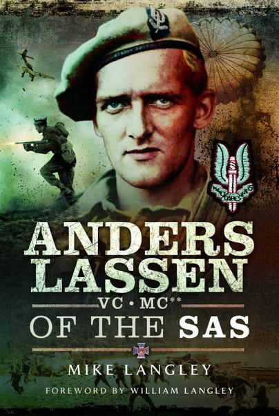 Anders Lassen VC, MC** of the SAS