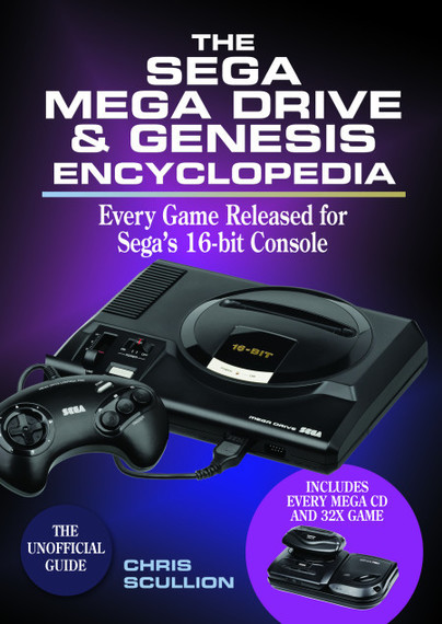 The Sega Mega Drive & Genesis Encyclopedia