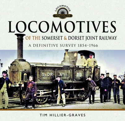 Locomotives of the Somerset & Dorset Joint Railway