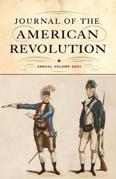 Journal of the American Revolution 2021