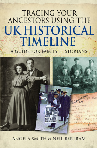 Tracing your Ancestors using the UK Historical Timeline