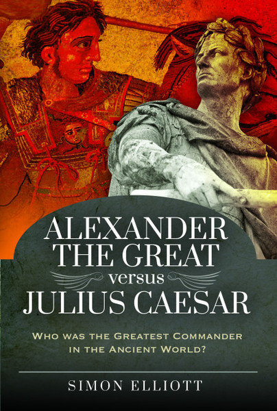 Alexander the Great versus Julius Caesar