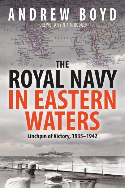 The Royal Navy in Eastern Waters