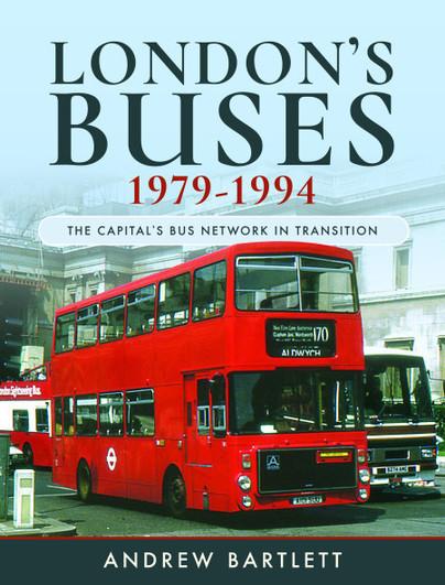 London's Buses 1979–1994