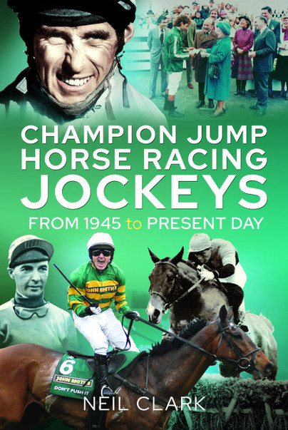 Champion Jump Horse Racing Jockeys