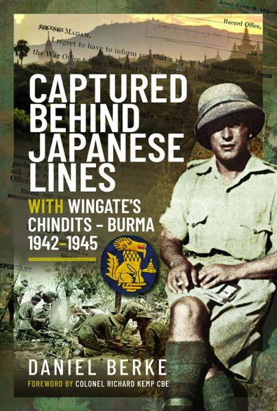 Captured Behind Japanese Lines