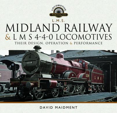 Midland Railway and L M S 4-4-0 Locomotives