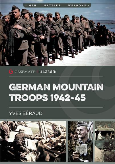 German Mountain Troops 1942-45