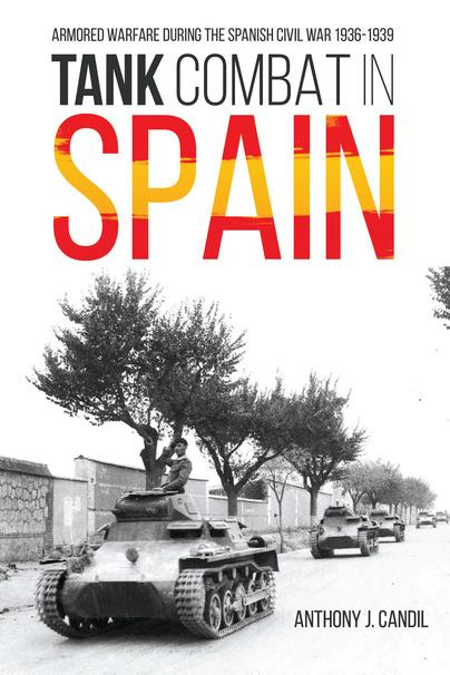 Tank Combat in Spain