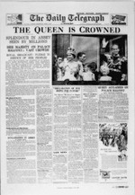 The Coronation, The Daily Telegraph, June 3, 1953