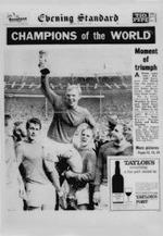 England's World Cup, Evening Standard, August 1, 1966