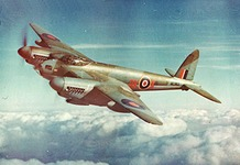 de Havilland MOSQUITO B.XVI1, No. 571 Sqdn.