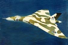 Avro VULCAN, No. 27 Squadron, MRR