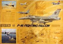 F-16 FIGHTING FALCON Factsheet