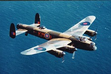 Avro LANCASTER 'City of Lincoln'