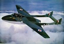 de Havilland VAMPIRE T
