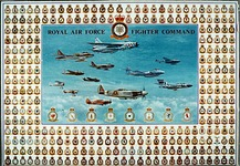 Squadrons of Fighter Command