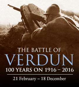 Battle of Verdun February 21 - December 18, 1916