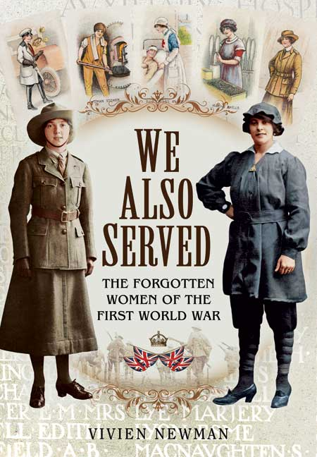 Author talk: Vivien Newman – International Women at War 1914-1918