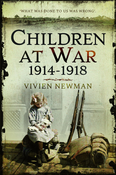 Author Lecture: Vivien Newman – The Children's War 1914-1918