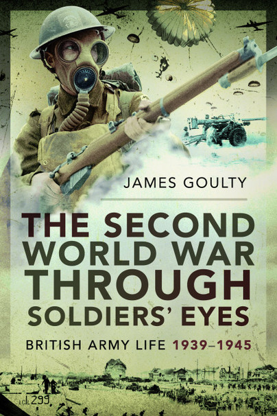 Author Guest Post: James Goulty