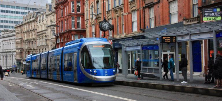 Britain's Tramways: West Midlands Metro – Gareth David