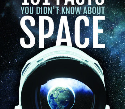 Author Video: 101 Facts You Didn't Know About Space