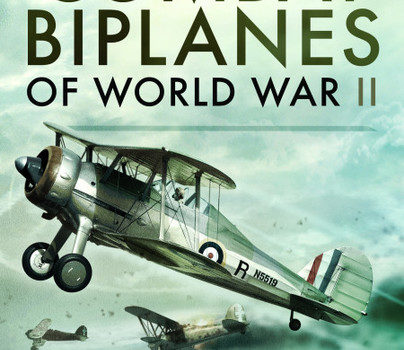 Guest Post: Peter C Smith – US Navy Biplanes