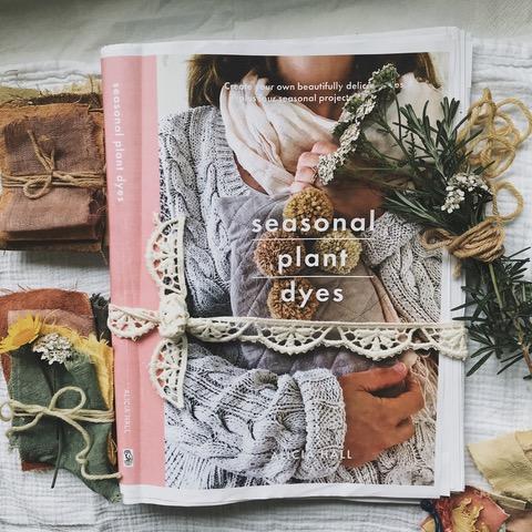 Q&A Alicia Hall: Seasonal Plant Dyes