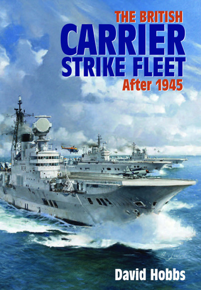 David Hobbs: British aircraft carrier design that led the world – Part 2