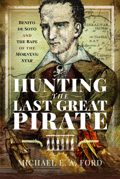Guest Post: Michael Ford – Hunting the Last Great Pirate
