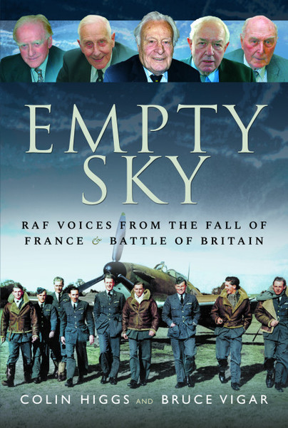 New Release: Empty Sky