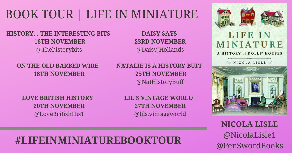 Blog Tour – Life in Miniature