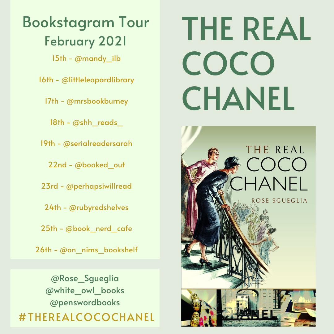 The Real Coco Chanel – Bookstagram Tour