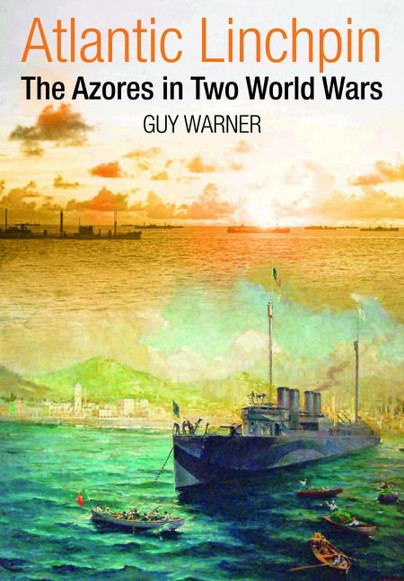 Author Guest Post: Guy Warner