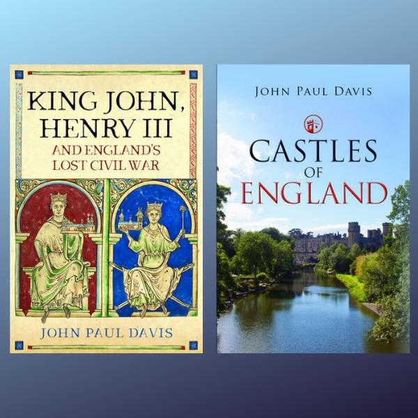 Author Guest Post: John Paul Davis