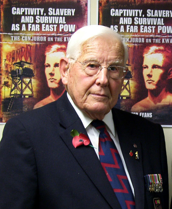 Britain's Greatest Generation – Gus Anckorn