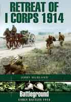 Retreat of I Corps 1914